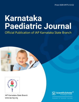Karnataka Pediatric Journal